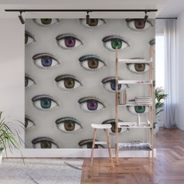 I ONLY HAVE EYES FOR YOU Wall Mural