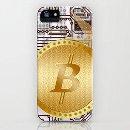Bitcoin 14 iPhone Case