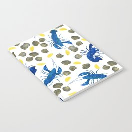 Maine Squeeze Notebook