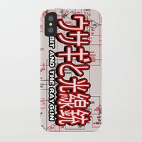 fullmetal alchemist iPhone & iPod Cases featuring FullMetal Rabbit by Rabbit and the Raygun