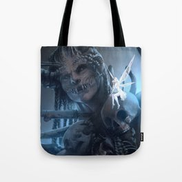 Tooth and Bone Tote Bag