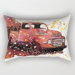 1950 ford truck Rectangular Pillow