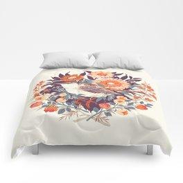 Wren Day Comforters