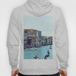 Along the Grand Canal Hoody