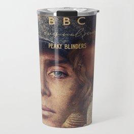 Peaky Blinders, Cillian Murphy, Thomas Shelby, BBC Tv series, Tom Hardy, Annabelle Wallis Travel Mug