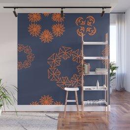 geometric fantasy Wall Mural