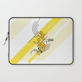 Where is my mind? Laptop Sleeve