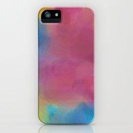 Fog Jitter iPhone Case
