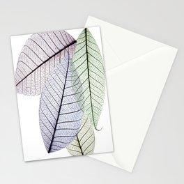 leaf soul Stationery Cards