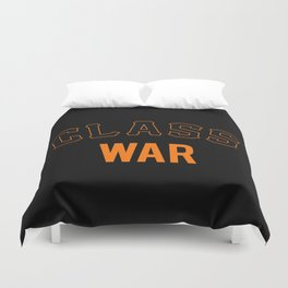 San Francisco Class War Duvet Cover