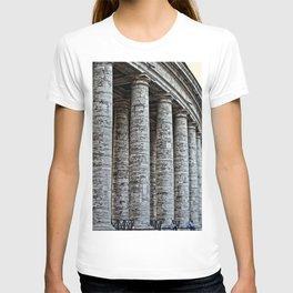 Vatican City Marble T-shirt