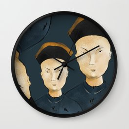 REIWA Wall Clock