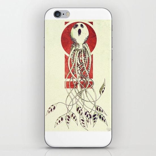 Ciavevomezzorabohmenerivadociaociao iPhone & iPod Skin