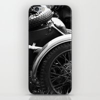 motorcycle iPhone & iPod Skins featuring motorcycle by Falko Follert Art-FF77