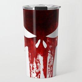 The punisher Travel Mug