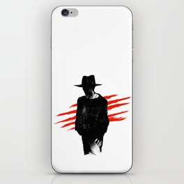 The Man of Your Dreams iPhone Skin