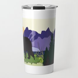 Morning Stroll Travel Mug