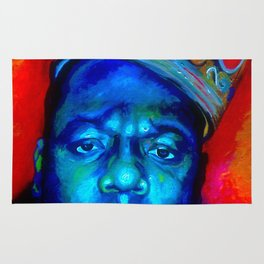 """Biggie Smalls"" Rug"