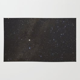 The Milky way and Stars Rug