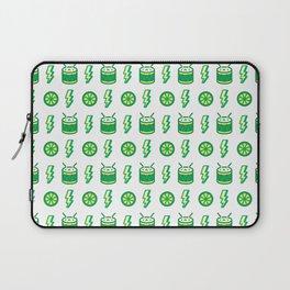 Limes'n Drums Kawaii Tropical Laptop Sleeve