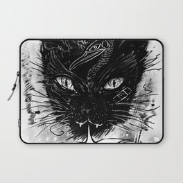 Bad Cat Laptop Sleeve