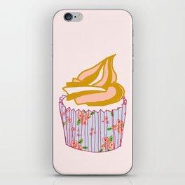 Cute as a cupcake! iPhone Skin