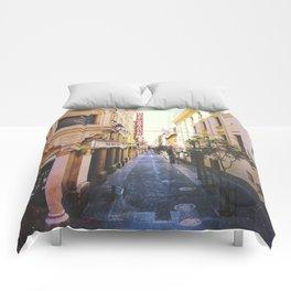 Hotel Santander Comforters