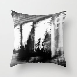 Lund In Motion 2 Throw Pillow