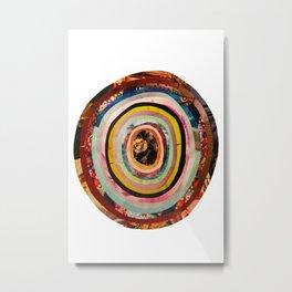 Portal II Metal Print