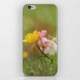 Journeying Rabbit V iPhone Skin