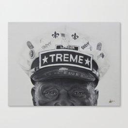 Treme Canvas Print
