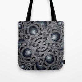 Celtic Ornament Pattern Art  Tote Bag