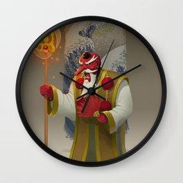 O Tengu Wall Clock