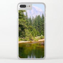 El Capitan Yosemite Clear iPhone Case