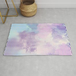 Sensually Through Space VIII Rug
