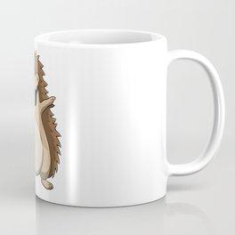Dabbing Hedgehog T Shirt Funny Dab Dance Coffee Mug