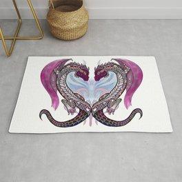 MK Dragon Heart Rug