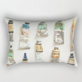 Oils Rectangular Pillow
