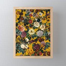 Exotic Garden V Framed Mini Art Print