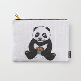 Panda's Birthday Carry-All Pouch