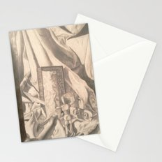 tHe ShOw MuSt Go On Stationery Cards