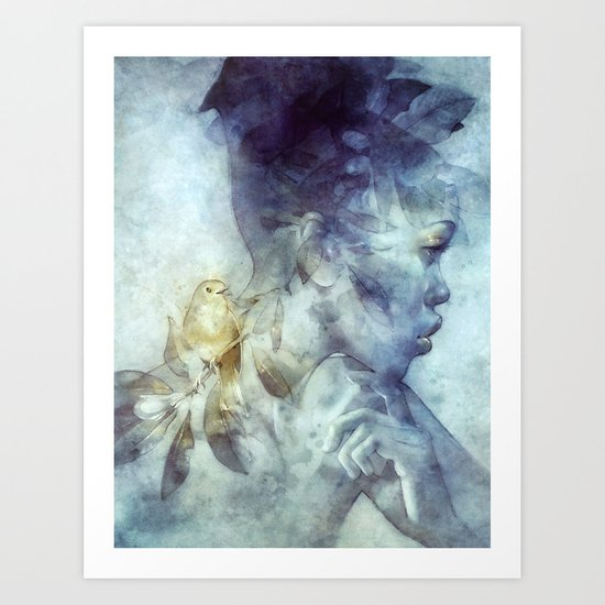 Midas Art Print