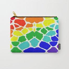 Spectrum Giraffe Print Carry-All Pouch