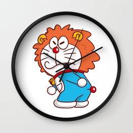 Doraemon Zodiac - Leo Wall Clock