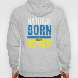 NY New York Native Gift for Home State Pride Residents from New York City, Buffalo, Rochester Hoody