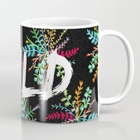 into the wild Mugs featuring Wild by Camila Escat