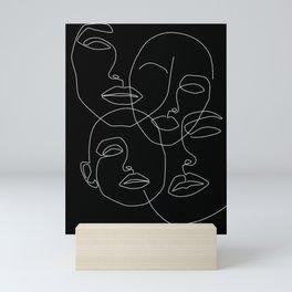 In The Dark Mini Art Print