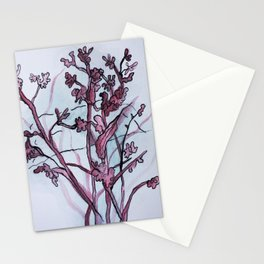 Watercolor IV Stationery Cards
