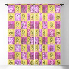 HAPPY Korean Sheer Curtain