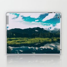 North Cascades Hidden Lake Laptop & iPad Skin